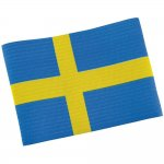 Captain's Armband Swedish Flag
