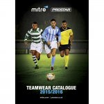 Mitre UK Teamwear Catalogue 2015-2016